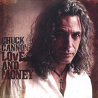Chuck Cannon - Love & Money [CD] USA import