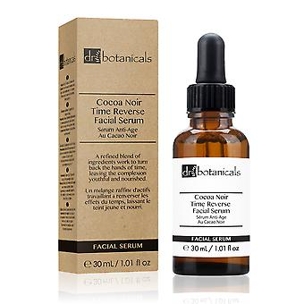 Cocoa noir time reverse facial serum