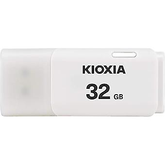 Kioxia 32GB TransMemory U202 USB2 White