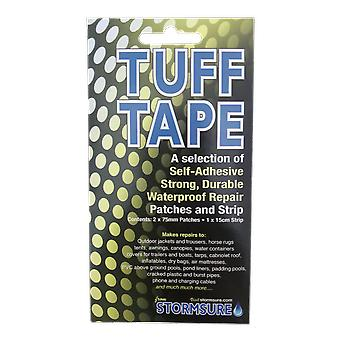 TUFF Tape Self-Adhesive Waterproof Assorted Patches and strip