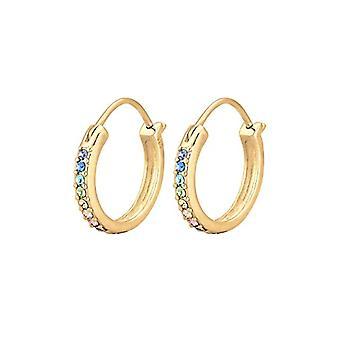 Elli Silver Women's Hoop Earrings(2)