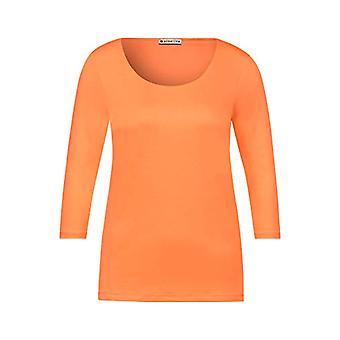 Street One Style Pania T-Shirt, Strong Mandarin, 44 Woman