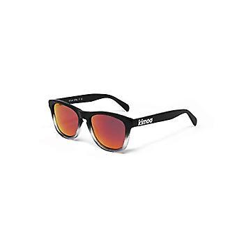 Kimoa LA XTAL Green, Unisex Sunglasses, Black, Normal