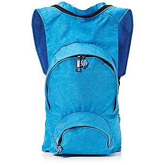 MorikukkoMorikukko Hooded Backpack Kool Blue BlueUnisex - AdultBluzaini (Kool Blue Blue)33x8x40 Centimeters (W x H x L)
