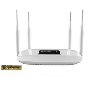 4g Lte Wifi -reititin 300mbps Broadand 4g 3g Wi-Fi Mobiili hotspotit Cpe