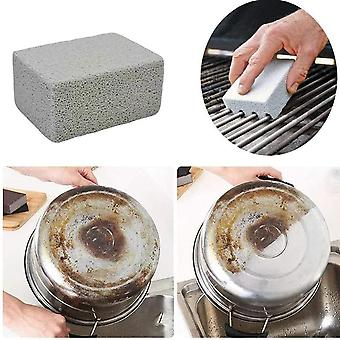 Barbecue Cleaning Brick Grill Bbq Mop Block Brush