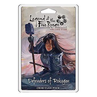 Legend Of The Five Rings LCG Defenders of Rokugan Clan Pack