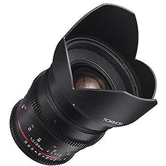 Rokinon cine ds ds24m-nex 24mm t1.5 ed as if umc full frame cine wide angle l...