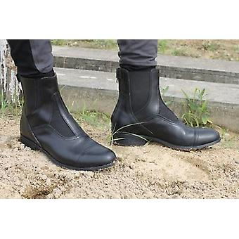 Leather Equestrian Riding Boots
