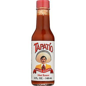 Tapatio Sauce Hot, Case of 24 X 5 Oz