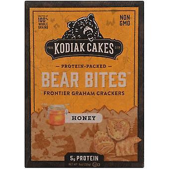 Kodiak Graham Cracker Honey, Case of 8 X 9 Oz