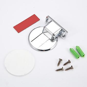 Magnet Door Stops, Stainless Steel Stopper, Magnetic Holder, Toilet Glass