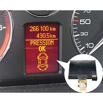 LCD-näyttö Peugeot 407 407SW 407 Coupe VDO Group Dashboard Cluster A2C53119649 9658138580 Dashboard Instrument Cluster