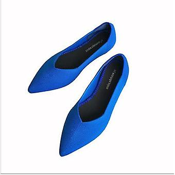 Pointed Toe Ballet Flats Shoes ( Set 2)