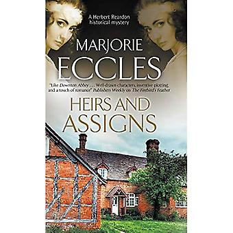Heirs and Assigns: A new British country house murder mystery series (Herbert Reardon Historical Mysteries)