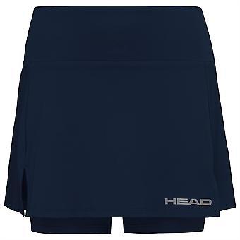 HEAD Womens Club Basic Skort Høj talje Sports Training Integrerede Bukser