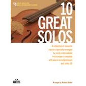 10 Great Solos - Violin