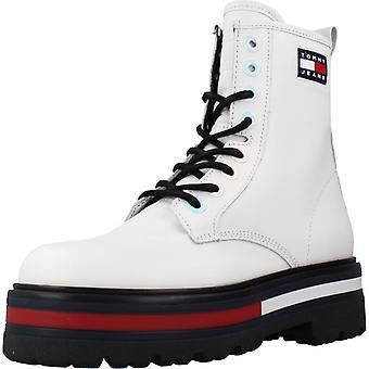 Tommy Jeans Bottines En0en01580 Couleur Yblecru