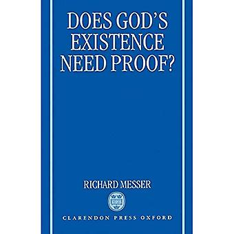 Does God's Existence Need Proof?