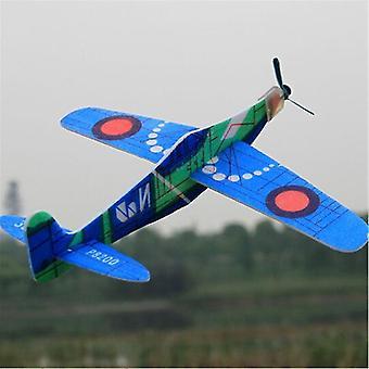 19cm hånd lancering kaster Glider Inertial Skum Airplane