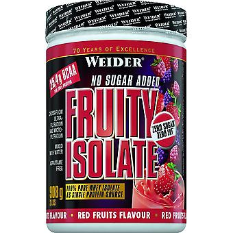Fruity Isolate, Red Fruits - 908 grams