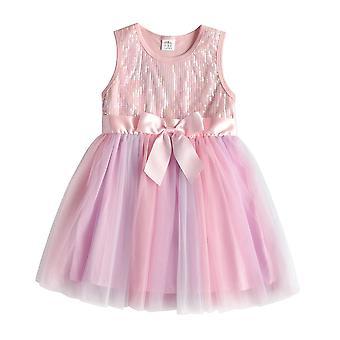 Princess Dress, Summer Sleeveless Dress