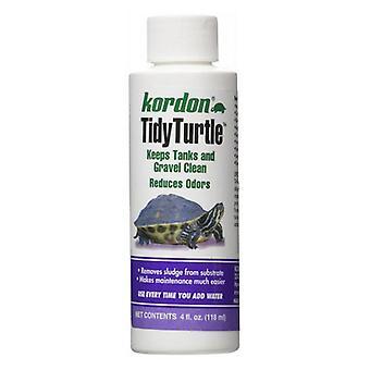 Kordon Tidy Turtle Tank Cleaner - 4 oz