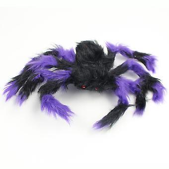 Spider Pehma Lelu Halloween Party Pelottava Sisustus ei voi toimittaa ennen Halloweenia