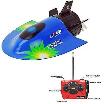 ラジオリモートコントロールミニリモコン潜水艦レーシングダイビングおもちゃ