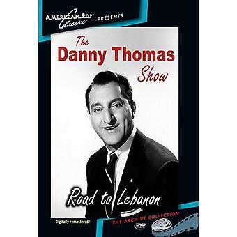 Danny Thomas Show: Road to Lebanon [DVD] USA import