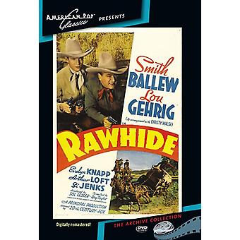 Rawhide [DVD] USA import