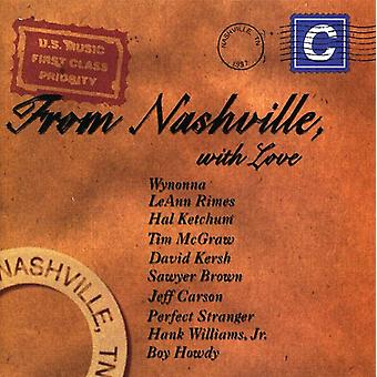 From Nashville with Love - From Nashville with Love [CD] USA import