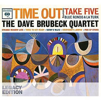 Dave Brubeck - importación de Estados Unidos Time Out-50 aniversario [CD]