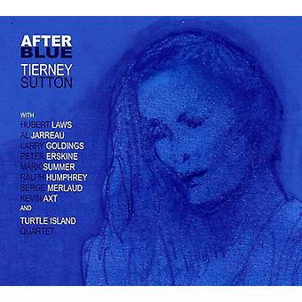 Tierney Sutton - importation USA après bleu [CD]