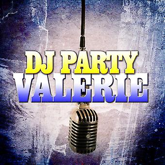 DJ-Party - Valerie [CD] USA import