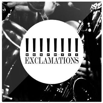 Morph-Tet - Exclamations [CD] USA import