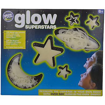 Las superestrellas de resplandor Original Glowstars empresa