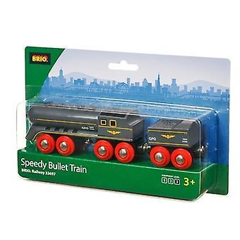 القطار السريع بريو