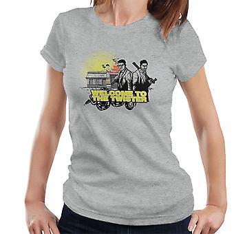 From Dusk Till Dawn Titty Twister Women's T-Shirt