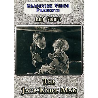 Jack-Knife Man (1920) [DVD] USA import