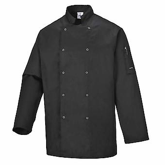Portwest - Suffolk Chefs Kitchen Workwear Jacket