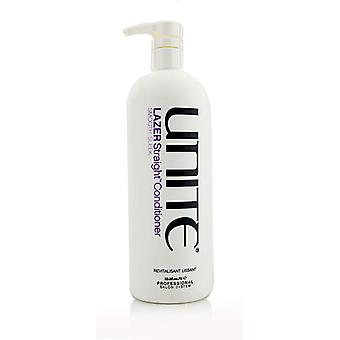 Unite Lazer Straight Conditioner (smooth Sleek) - 1000ml/33.8oz