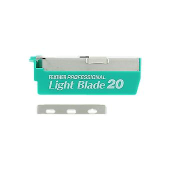 Feather Professional Light PL-20 Blades (20 Blades)