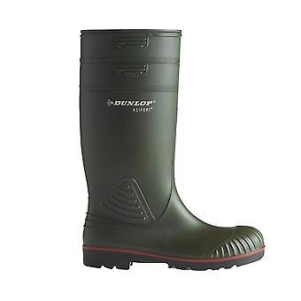 Dunlop A442631 Actifort Heavy Duty säkerhet Wellington Mens stövlar / säkerhet gummistövlar
