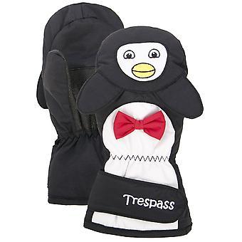 Trespass Childrens/Kids Flip Flap Winter Mittens