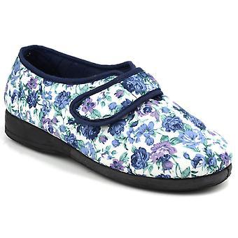 Mirak las mujeres/Ladies Diaz verano textil memoria espuma zapatos de lona