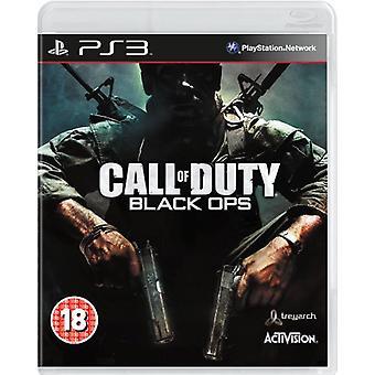 Call of Duty Black Ops (PS3)-nieuw