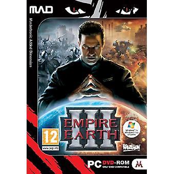 Empire Earth 3 (PC DVD)-ny