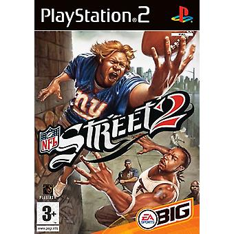 NFL Street 2 (PS2) - New Factory Sealed