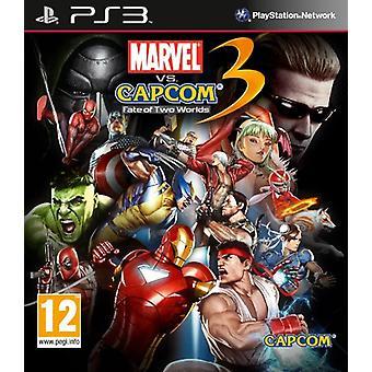 Marvel vs Capcom 3 (PS3)-nyt